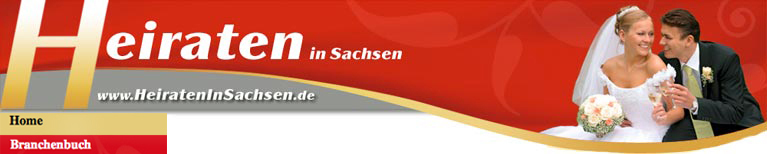 Hochzeit in Sachsen