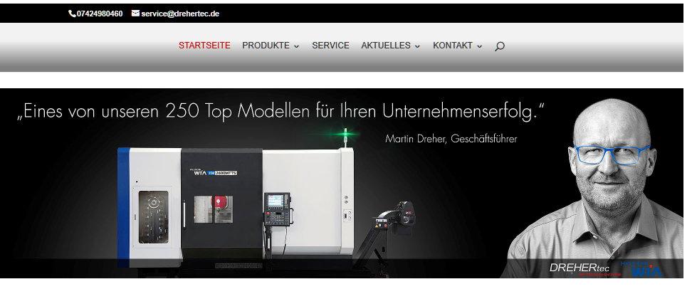 Service für CNC Maschinen von Hyundai